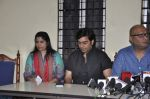 Ashutosh Rana, Renuka Shahane at CINTA meet for Kiku Sharda on 18th Jan 2016 (3)_569ddee6092e6.JPG