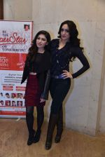 khushali and tulsi kumar at T Series Stage Academy in Noida on 18th Jan 2016