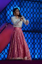 Alia BHatt at Umang police show on 19th Jan 2016
