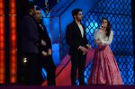 Alia BHatt, Sidharth Malhotra at Umang police show on 19th Jan 2016
