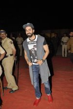 Ayushman Khurana at Umang police show on 19th Jan 2016
