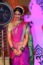 Chhavi Mittal as Tulsi at the launch of COLORS_ Krishndasi