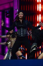 Daisy Shah at Umang police show on 19th Jan 2016