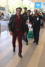Govinda snapped at Airport on 19th Jan 2016 (21)_569f605fe1ace.JPG