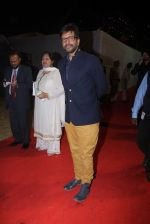 Javed Jaffrey at Umang police show on 19th Jan 2016