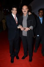 Jeetendra, Rakesh Roshan at Umang police show on 19th Jan 2016