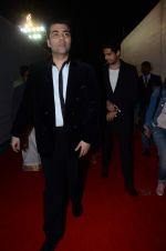 Karan Johar at Umang police show on 19th Jan 2016