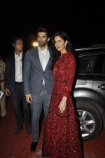Katrina Kaif, Aditya Roy Kapur at Umang police show on 19th Jan 2016