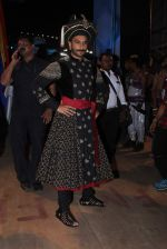 Ranveer Singh at Umang police show on 19th Jan 2016