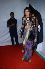 Shilpa Shetty at Umang police show on 19th Jan 2016