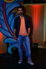 Shravan Reddy as Aryan at the launch of COLORS_ Krishndasi