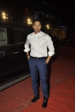 Shreyas Talpade at Umang police show on 19th Jan 2016