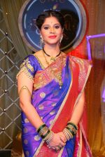 Shweta Mahadik as Pavitra at the launch of COLORS_ Krishndasi