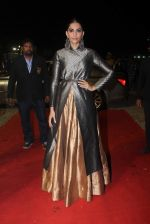 Sonam Kapoor at Umang police show on 19th Jan 2016