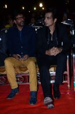 Sonu Sood at Umang police show on 19th Jan 2016