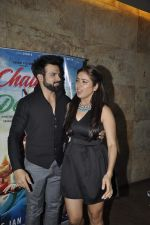 Asha Negi, Rithvik Dhanjani at Chalk N Duster screening on 20th Jan 2016