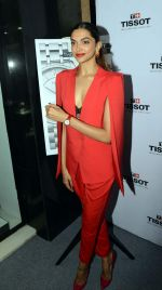 Deepika Padukone Tissot Store launch in CP Delhi on 20th Jan 2016