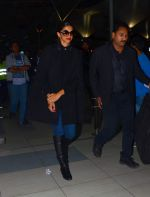 Deepika Padukone snapped at airport on 20th Jan 2016