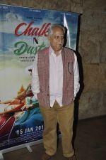 Ramesh Sippy  at Chalk N Duster screening on 20th Jan 2016