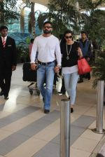 Sunil Shetty Mana Shetty snapped at airport on 20th Jan 2016 (22)_56a087ada4de9.JPG