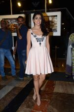 Shriya Saran at an Art Event in Mumbai on 21st Jan 2016