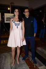 Shriya Saran, Sanjay Suri at an Art Event in Mumbai on 21st Jan 2016