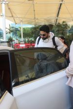 Abhishek Bachchan snapped at airport on 22nd Jan 2016