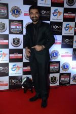 Ajaz Khan at Lions Awards 2016 on 22nd Jan 2016 (57)_56a389f862958.JPG