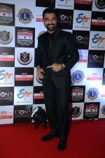 Ajaz Khan at Lions Awards 2016 on 22nd Jan 2016 (58)_56a389f9806db.JPG