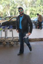 Armaan Kohli snapped at airport on 22nd Jan 2016