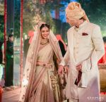 Asin Thottumkal wedding pictures on 22nd Jan 2016 (11)_56a36142a5111.jpg