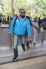 Bobby Deol snapped at airport on 22nd Jan 2016