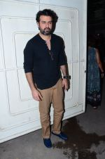 Harman Baweja at Saala Khadoos screening on 22nd Jan 2016 (10)_56a376da7ec87.JPG