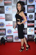 Nushrat Bharucha at Lions Awards 2016 on 22nd Jan 2016 (176)_56a38b748e8b6.JPG