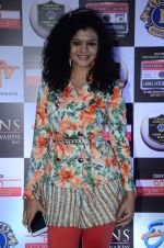 Palak Muchhal at Lions Awards 2016 on 22nd Jan 2016