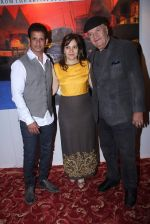 Prem Chopra, Sharman Joshi at Prerna Joshi