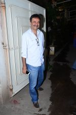 Rajkumar Hirani at Saala Khadoos screening on 22nd Jan 2016
