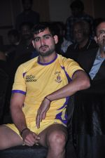 Rana Daggubati at Pro kabaddi Season 3 Press Meet on 22nd Jan 2016,1 (128)_56a37af178c65.JPG