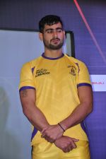 Rana Daggubati at Pro kabaddi Season 3 Press Meet on 22nd Jan 2016,1 (150)_56a37b256bfd7.JPG
