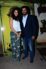 Ritika Singh, Madhavan at Saala Khadoos screening on 22nd Jan 2016