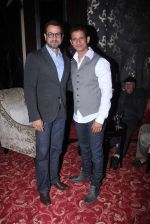 Ronit Roy, Sharman Joshi at Prerna Joshi