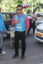 Vatsal Seth snapped at airport on 22nd Jan 2016 (23)_56a3750d82552.JPG