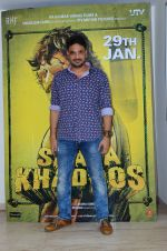 at Saala Khadoos screening on 22nd Jan 2016