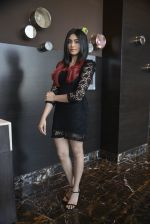 Adah Sharma at IIFA Utsavam Press Meet on 23rd Jan 2016