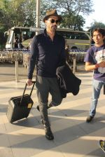 Arjun Rampal snapped at airport on 23rd Jan 2016