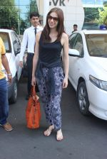 Kalki Koechlin snapped at airport on 23rd Jan 2016