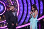 Mandana after the eviction at Bigg Boss Double Trouble Finale on 23rd Jan 2016