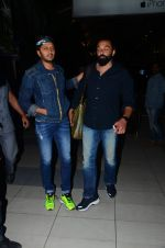 Riteish Deshmukh, Bobby Deol snapped at airport on 23rd Jan 2016