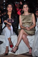 Shriya Saran, Taapsee Pannu at IIFA Utsavam Press Meet on 23rd Jan 2016 (204)_56a4c0e9b8629.JPG