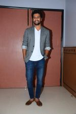 Vicky Kaushal at Zubaan film promotions on 23rd Jan 2016